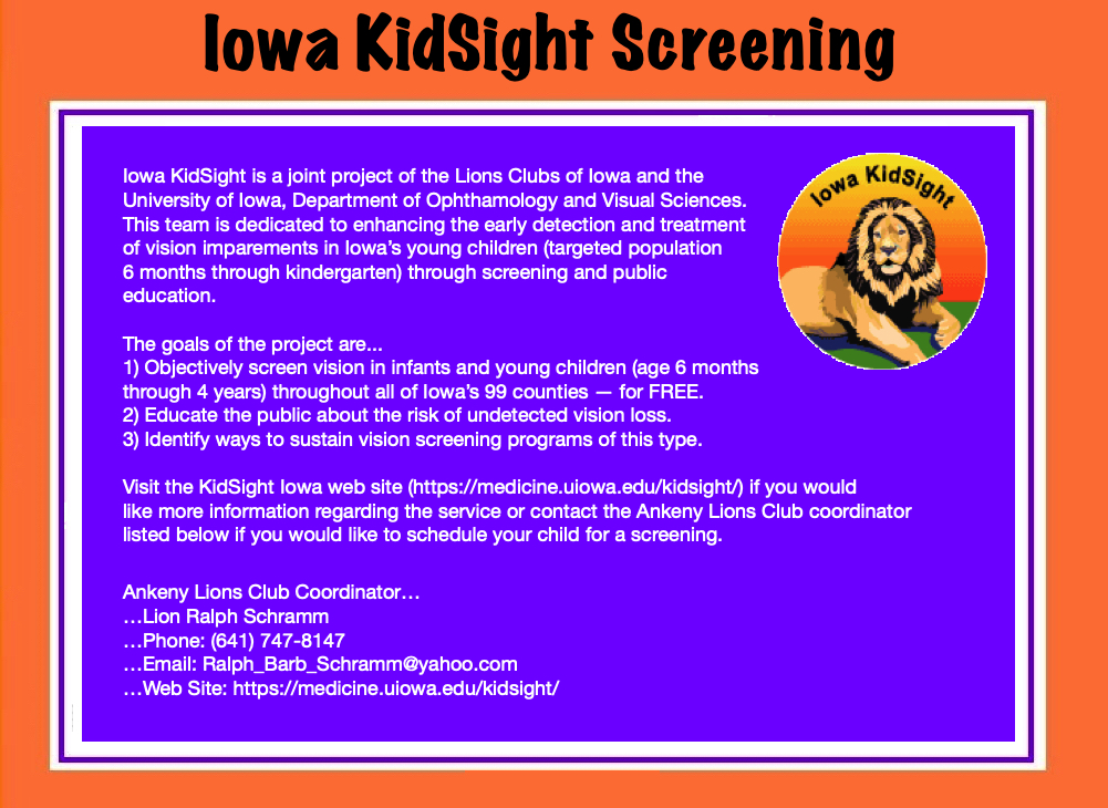 KidSight Screening Program