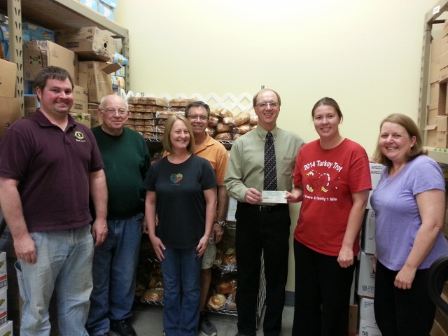 North Liberty Food Pantry Service and Donation